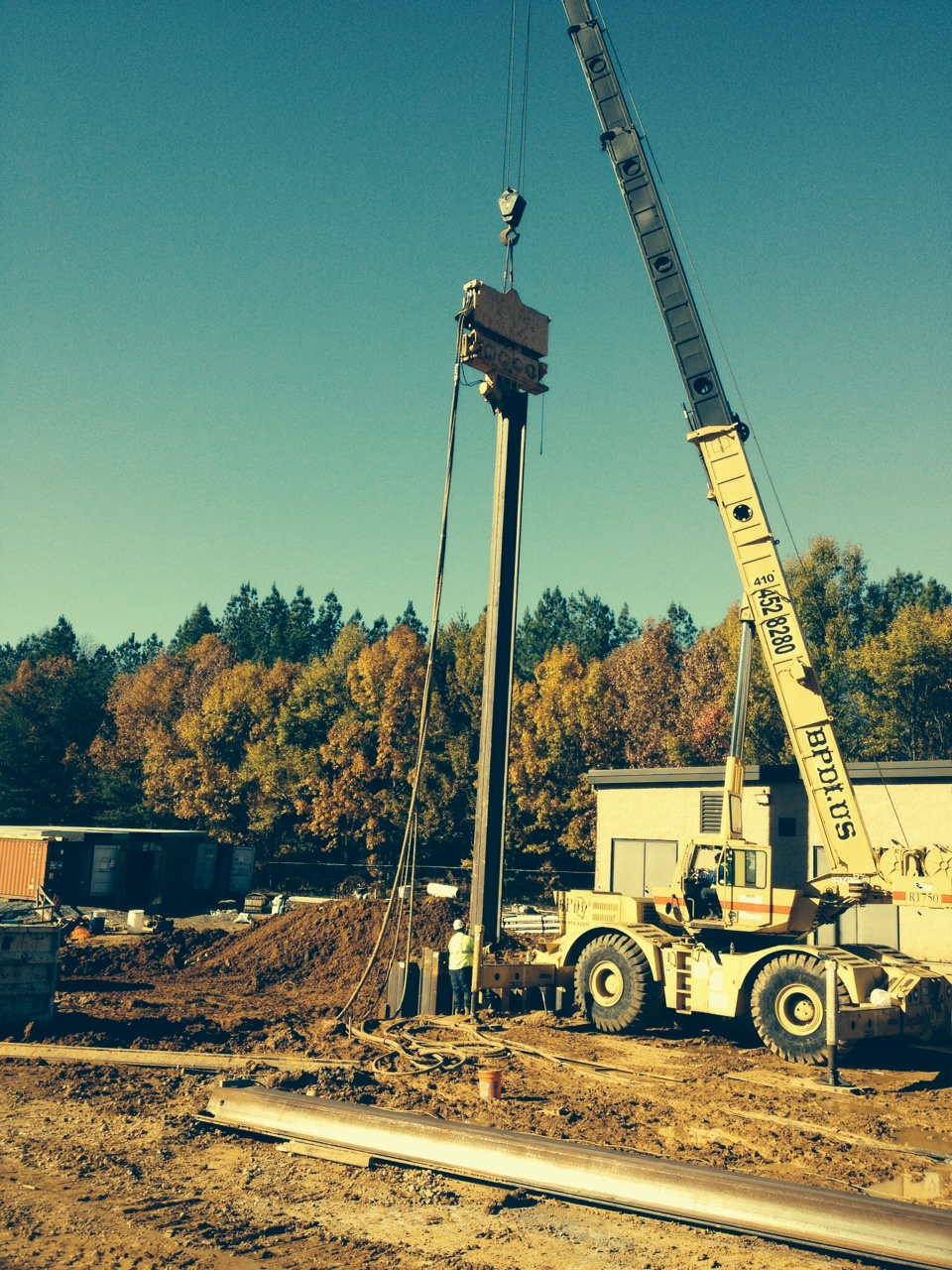 BPDI - Pile Driving, Marine Construction, Support of Excavation